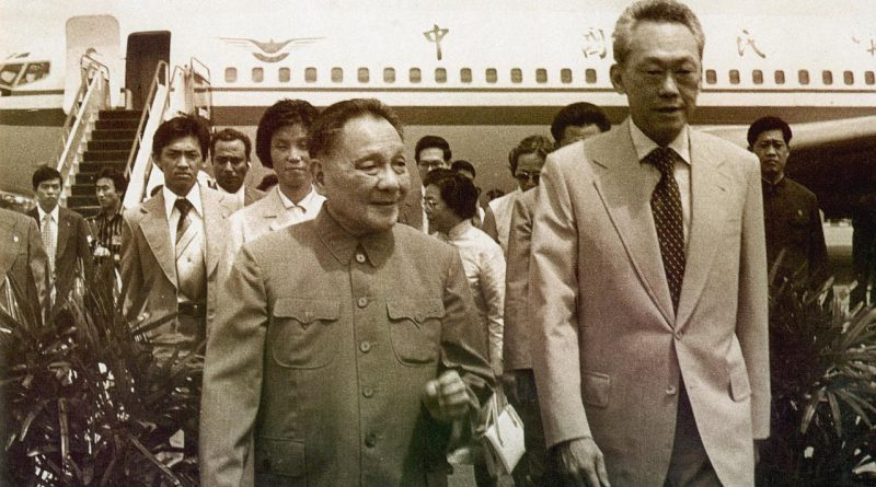 A Historical Perspective on Singapore-China Relations: 1965-1975